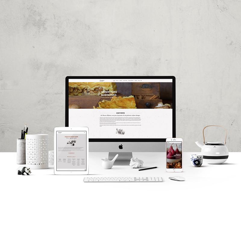 site internet cours cuisine
