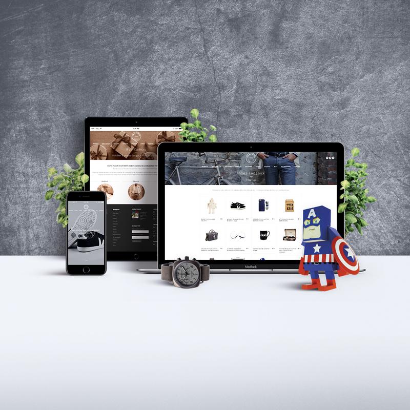 site internet catalogue