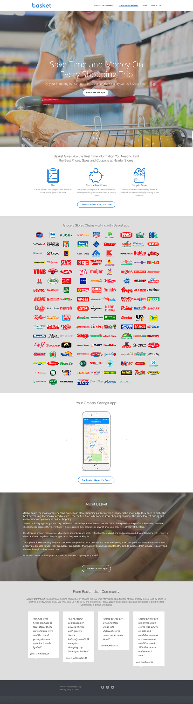 site-internet-vitrine-website-application-comparateur-prix-liste-courses-basket-savings-app-autograff-graphiste-freelance-toulouse