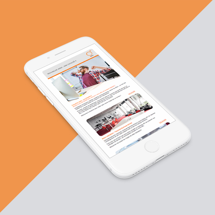 newsletter corporate