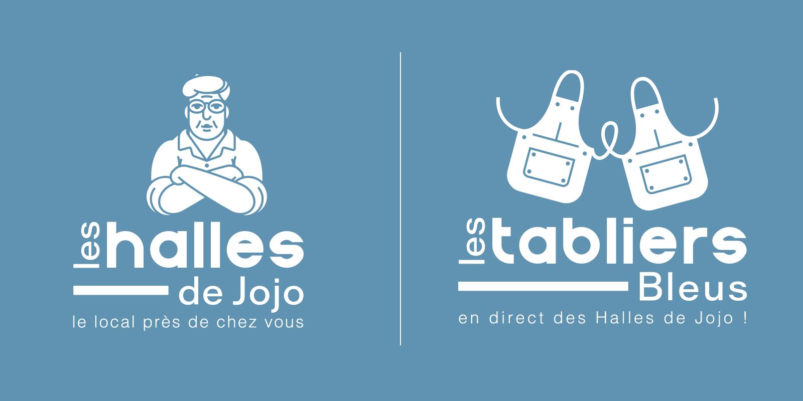 logo-marche-local-brasserie-traditionnelle-bleu-autograff-graphiste-freelnace-toulouse-2018-bleu-contour
