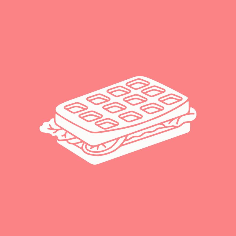 logo-sanwdich-bio-sans-gluten-urbain-autograff-graphiste-freelnace-toulouse-2018-pastille-gaufre-rose