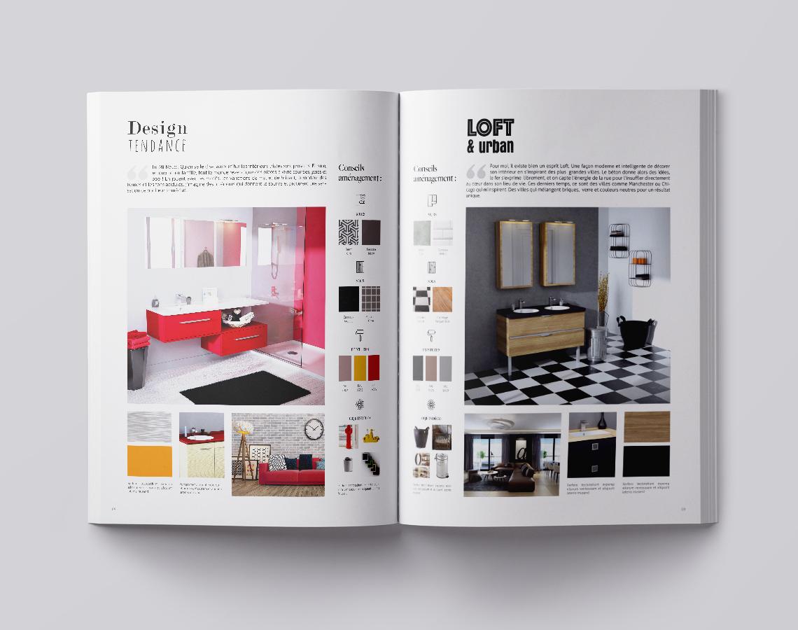 catalogue-salle-de-bain-mobilier-deco-haut-de-gamme-autograff-graphiste-freelance-toulouse-ouverture-page-double-decoration