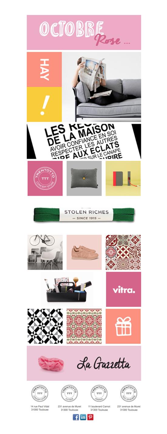emailing-produits-design-template-trentotto-mobilier-italien-autograff-graphiste-freelance-toulouse