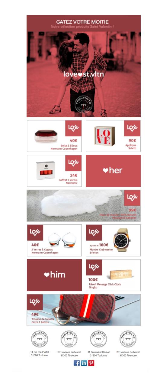 emailing-produits-saint-valentin-template-design-retro-trentotto-mobilier-italien-autograff-graphiste-freelance-toulouse