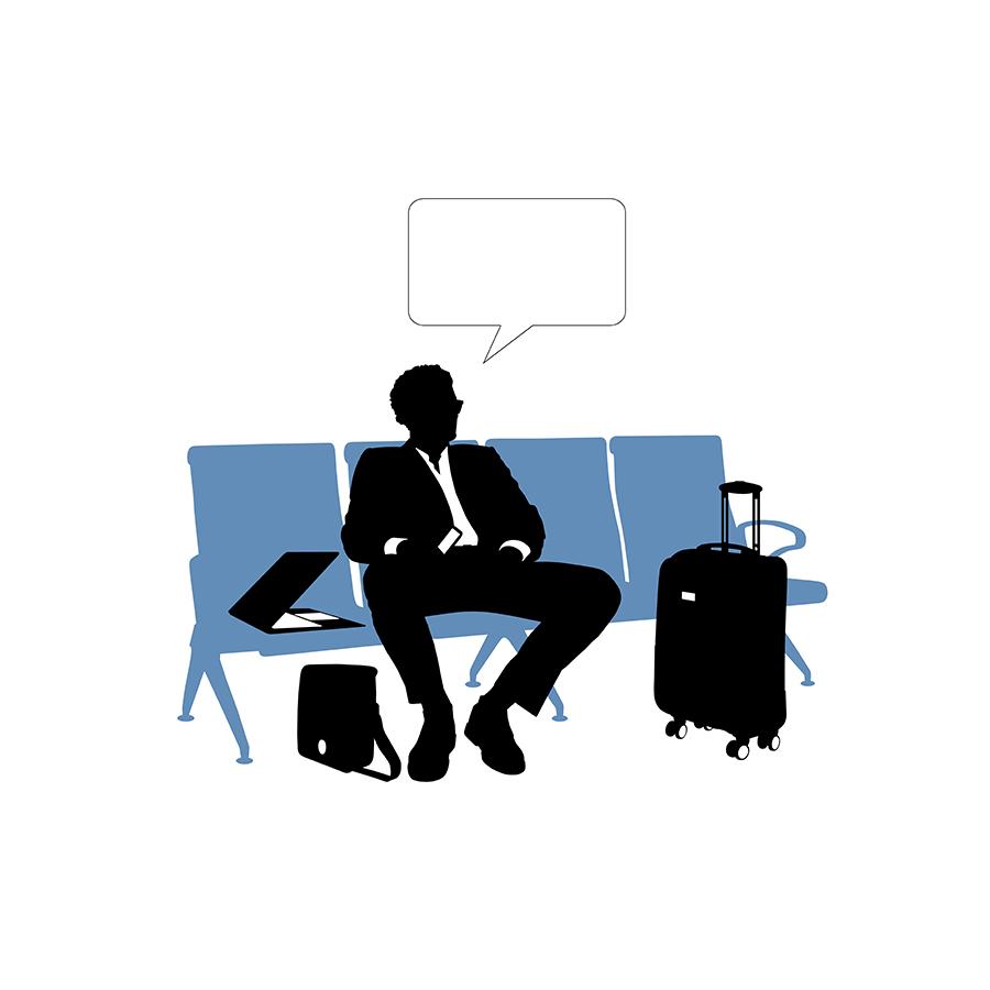 illustration-businessman-aeroport-banque-images-bleu-noir-autograff-graphiste-freelance-toulouse