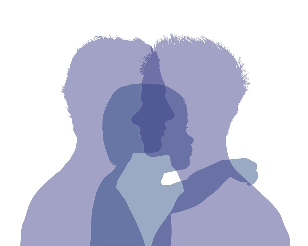 illustration-symbol-relations-famille-parents-hommes-homo-bebe-autograff-graphiste-freelance-toulouse