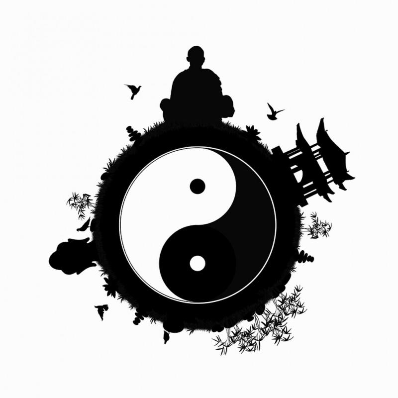 illustration zen