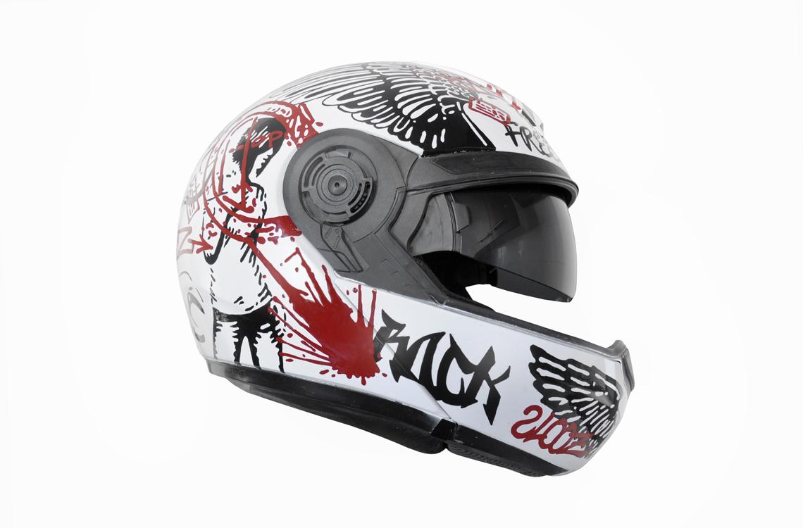 casque-moto-street-art-noir-blanc-rouge-design-objets-profil-autograff-graphiste-freelance-toulouse-2014