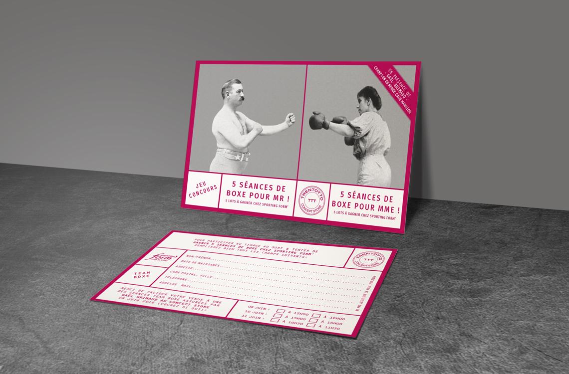 flyer-jeu-concours-trentotto-design-boxe-noir-blanc-rose-photo-retro-autograff-graphiste-freelance-toulouse-mockup