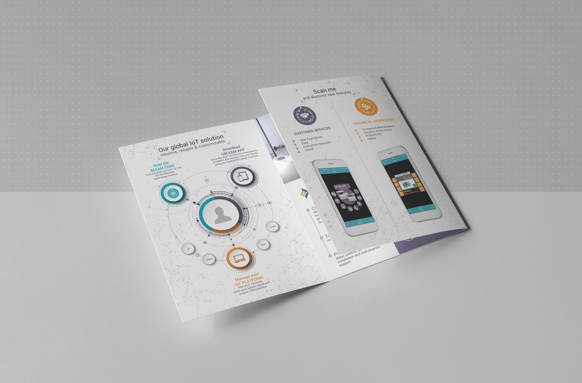 brochure-depliant-3-volets-ouvert-salon-innovation-technologie-iot-realite-augmentee-interface-mobile-autograff-graphiste-freelance-toulouse