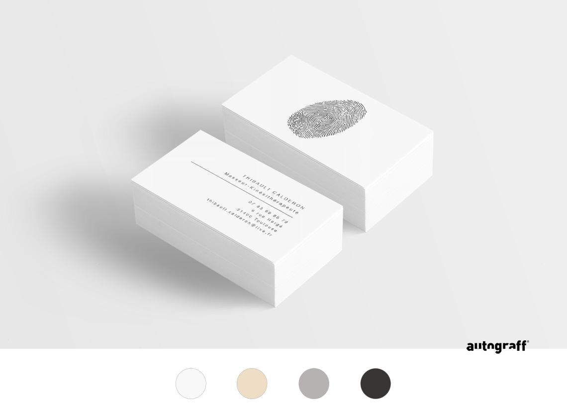 logo-carte-visite-cabinet-kinesitherapeutes-empreinte-autograff-graphiste-freelnace-toulouse
