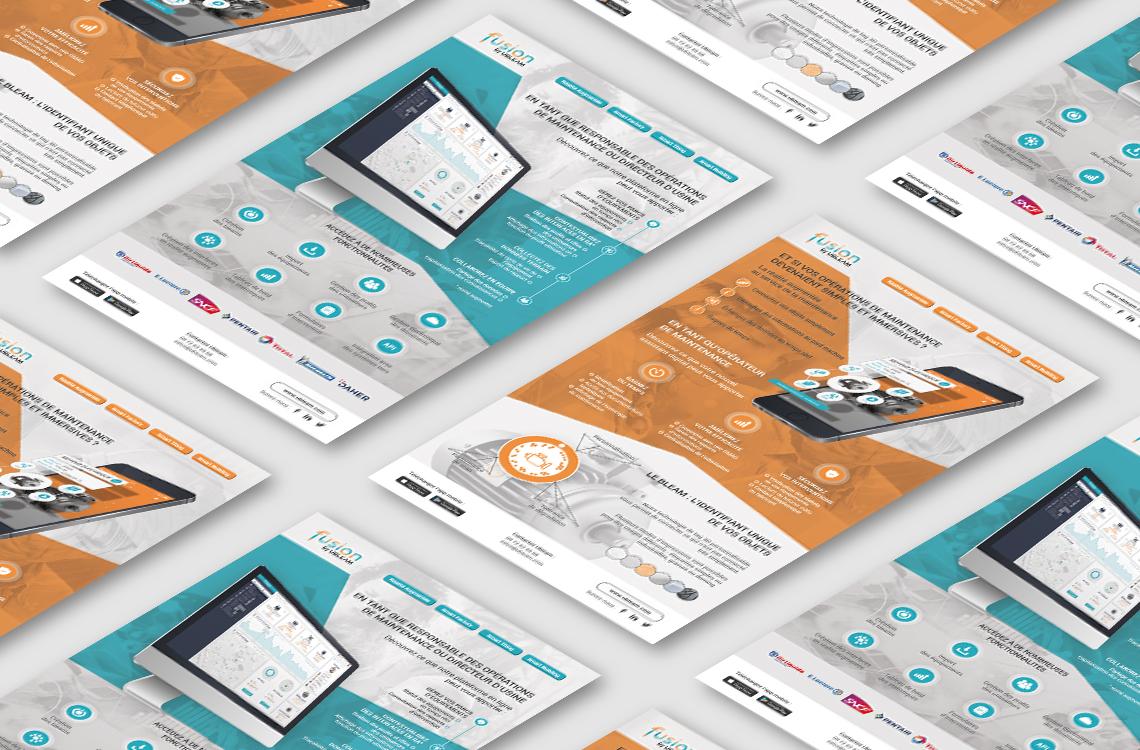 fiche-produit-iot-app-mobile-web-ubleam-fusion-autograff-graphiste-freelance-toulouse-mockup