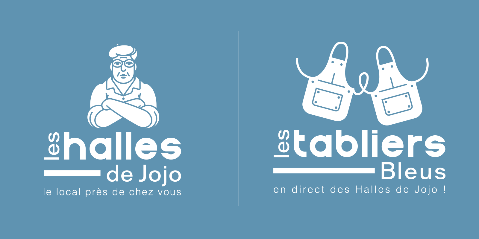 logo-marche-local-brasserie-traditionnelle-bleu-autograff-graphiste-freelnace-toulouse-2018-bleu-contour