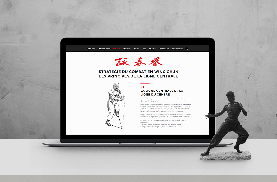 website-design-ecole-arts-martiaux-kung-fu-wing-chun-autograff-graphiste-freelance-toulouse-page-wing-chun