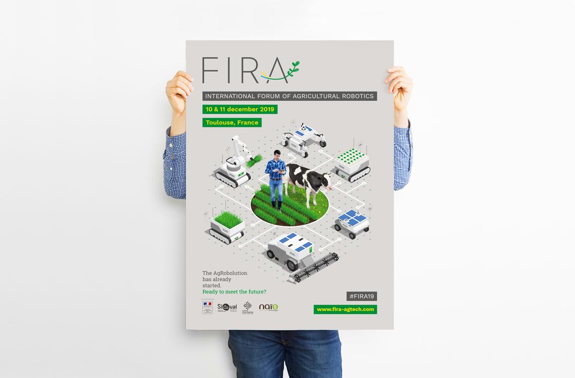 affiche-visuel-robots-fira-forum-international-robotique-argicole-autograff-graphiste-freelance-toulouse